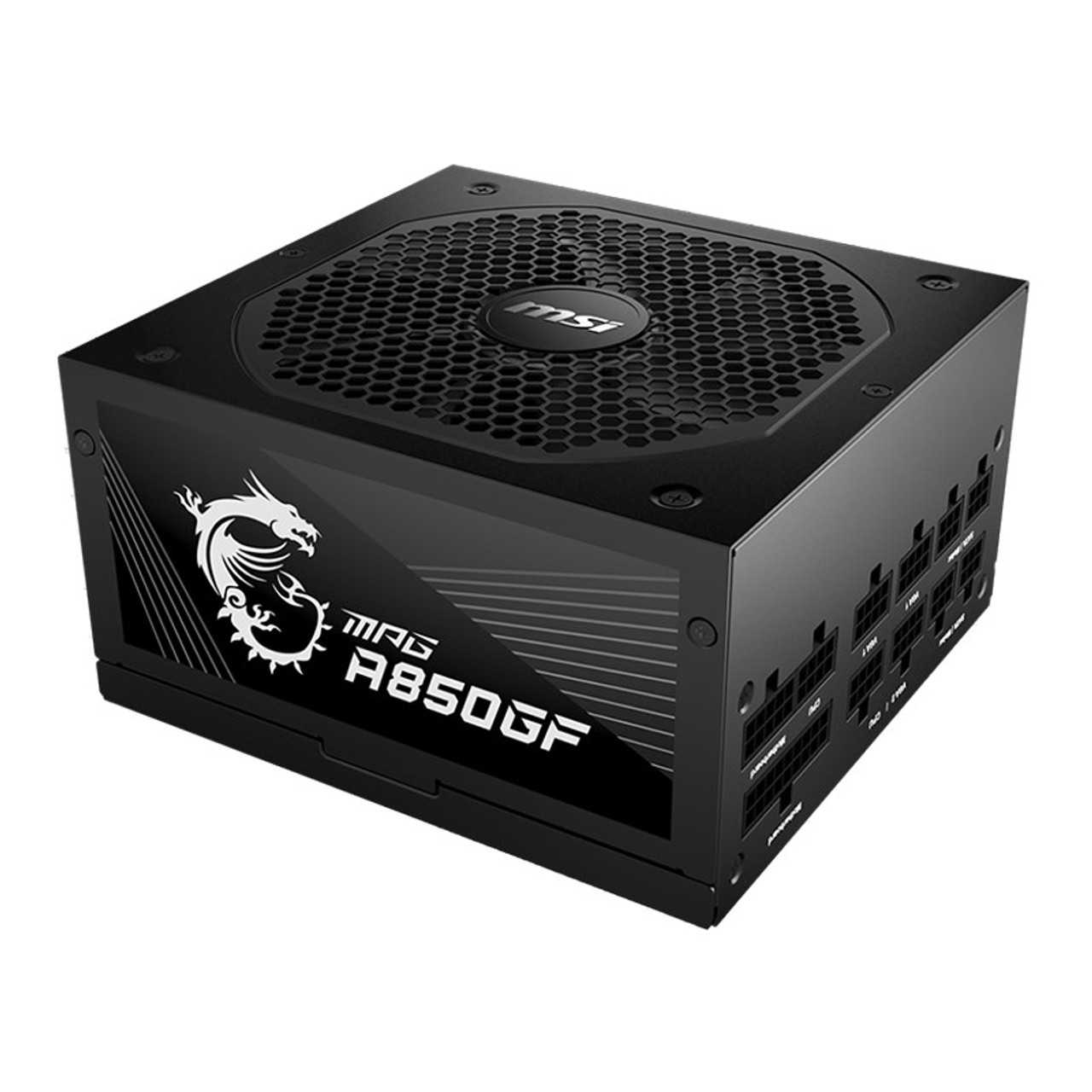 Image for MSI MPG A850GF 850W 80+ Gold Fully Modular ATX Power Supply CX Computer Superstore