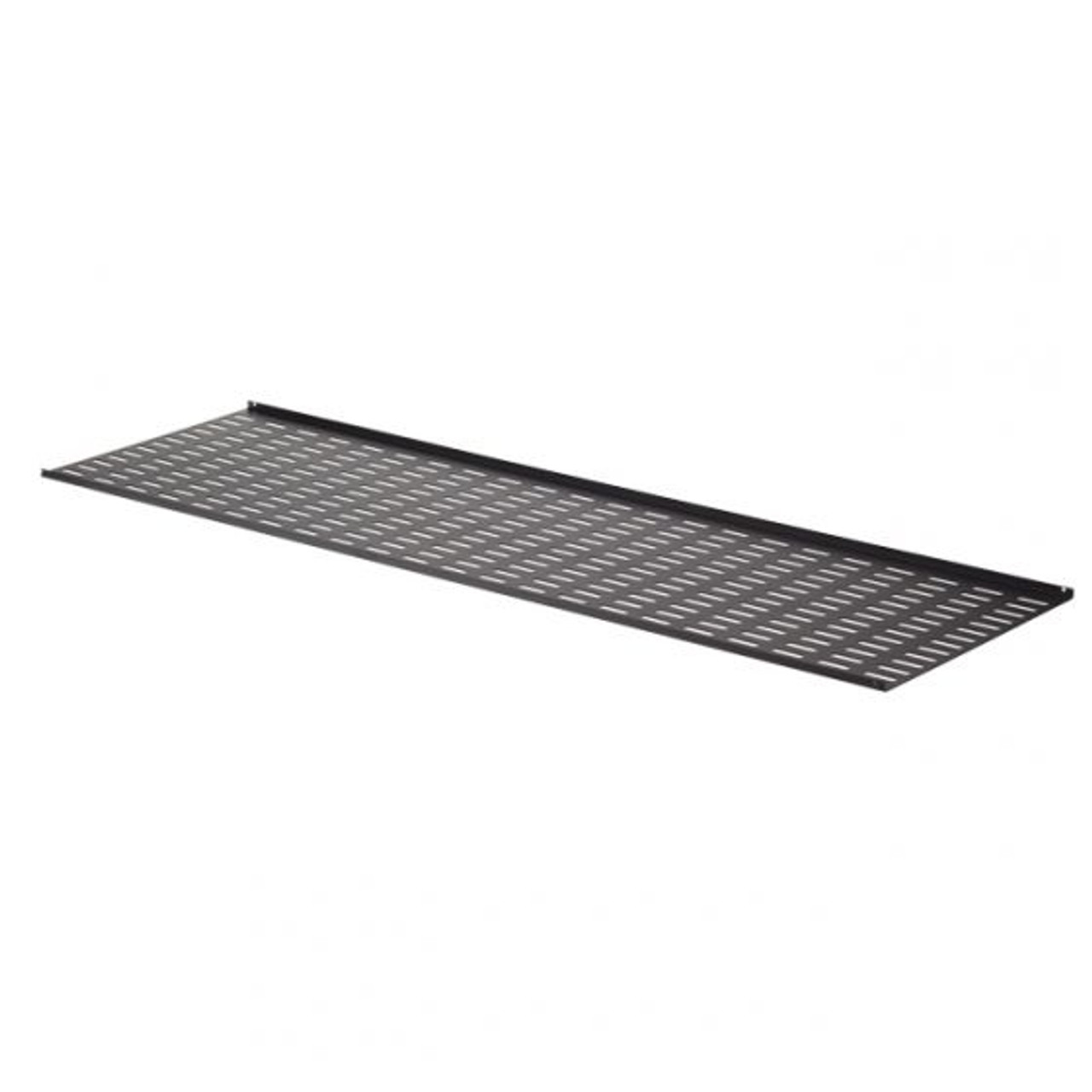 4Cabling 4C 400mm Wide Cable Tray Suitable for 42RU Server Rack
