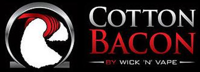 Why Bacon? Cotton Bacon is the first wick designed by vapers for vapers. Why Cotton Bacon?  In the beginning we had a vision to create the finest cotton wick specifically for Vapers anywhere. Cotton quickly became the superior wicking material in the vaping world. As avid vapers of our community we naturally followed suit.  Trying everything from boiling cotton balls to venturing into medical cotton batting. Although these options were a nuisance to work with, they had traits we wanted to capture.  Shortly after, came Japanese cotton and Rayon fiber.  Rayon is a manmade fiber created from wood using chemicals and enzymes, and Japanese cotton although organic matter, could have trace organic pesticides or fragrances and lotions as it was developed sole for the beauty industry.  Our goal was to create a 100% cotton wick that is safe, pure, durable and the cleanest flavor possible in a user friendly travel size packs.