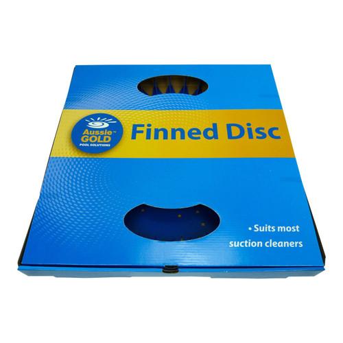 Aussie Gold Finned Disc