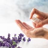 Hand Sanitizer Spray - 2 oz Travel Size (Lavender)