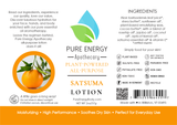 Lavender Orange All Purpose Moisturizing Lotion 2 oz Pure Energy Apothecary Labels