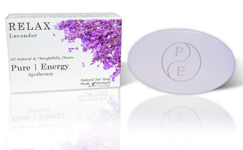 Soap Single (Lavender)