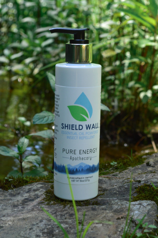 Shield Wall Insect Repellent Lotion - 8 oz