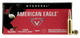 Federal  American Eagle Rifle .224 Valkyrie 75 GR TMJ 20 Rounds / Box