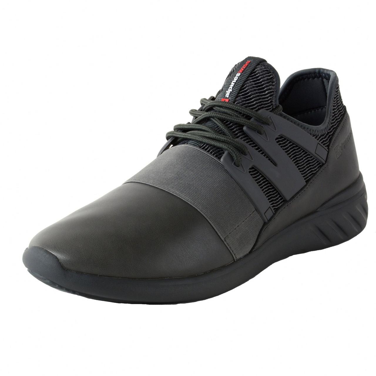 Alpine Swiss Josef Men Tennis Shoes Low