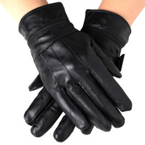 Alpine Swiss Womens Touch Screen Gloves Leather Phone Texting Glove Thermal Warm