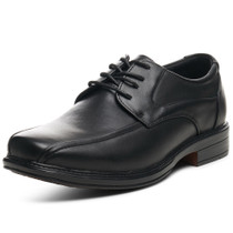 Alpine Swiss Mens Dress Shoes Leather Lined Lace up Oxfords Baseball Stitched