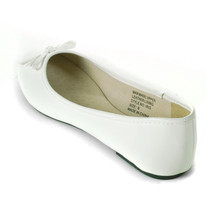 Alpine Swiss Iris Womens Genuine Suede Lined Bow Ballet Flats