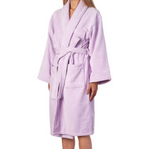 Alpine Swiss Blair Womens Cotton Terry Cloth Bathrobe Velour Spa Robe