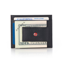 Alpine Swiss RFID Magnet Money Clip Wallet