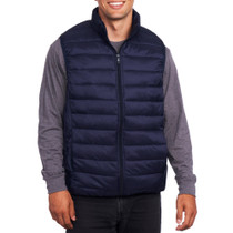 Alpine Swiss Clark Mens Lightweight Down Alternative Vest Jacket