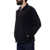 Alpine Swiss Trent Mens Full Zip Up Fleece Jacket