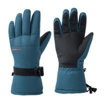 Alpine Swiss Mens Waterproof Gauntlet Ski Gloves Winter Sport Snow Board Windproof 3M Thinsulate