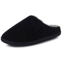 Alpine Swiss Renald Mens Memory Foam Clog Slippers