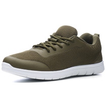 Alpine Swiss Bolt Mesh Sneaker Casual Light Shoes For Men With Shoe Bag