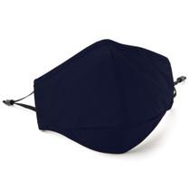 Men Women Unisex Cotton Face Mask 3 Layer Cloth Face Covering Reusable Washable