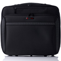Alpine Swiss Rolling Laptop Briefcase Wheeled Overnight Carry on Bag Up to 15.6 Inches Notebook - Carries Legal Size Files