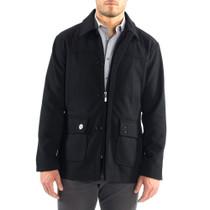 Alpine Swiss Wyatt Mens Classic Barn Coat
