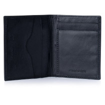 Alpine Swiss RFID Business Card Case Wallet