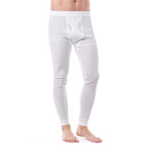 Alpine Swiss Mens Thermal Underwear Bottoms Waffle Long Johns Base Layer Pant