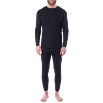 Alpine Swiss Mens Thermal Underwear Long John Set Waffle Knit Top & Bottom Base Layer