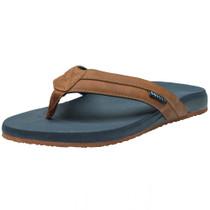 Alpine Swiss Trey Mens Flip Flops Cushion EVA Thong Sandals Beach Shoes