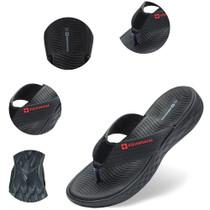 Alpine Swiss Katie Womens Flip Flops Comfortable Outdoor Walking Thong Sandals