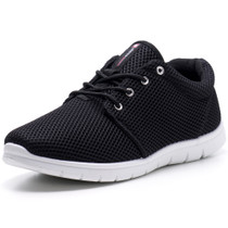 Alpine Swiss Kilian Mesh Sneakers Beatheable Lightweight Fashion Trainers