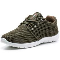 Alpine Swiss Kilian Mesh Sneakers Beatheable Lightweight Fashion Trainers