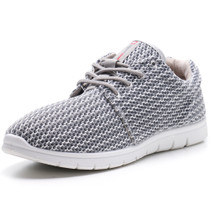 Alpine Swiss Kilian Fashion Sneakers Lightweight Trainers Lace Up Casual Shoes
