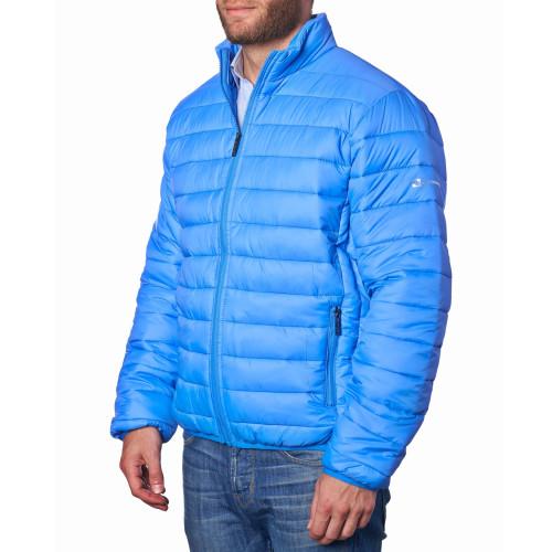 e573e2a8b37 Alpine Swiss Niko Mens Down Jacket Puffer Coat Packable Warm Light Weight