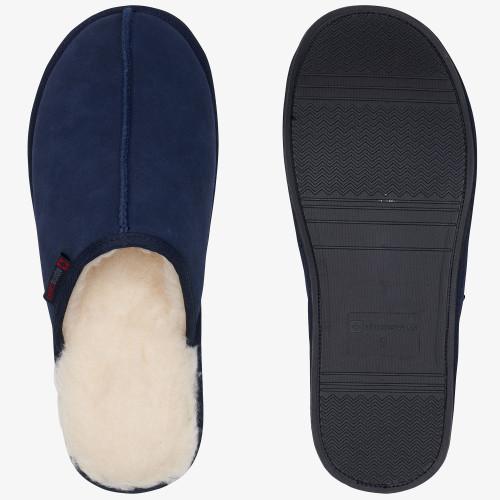 alpine swiss mens slippers