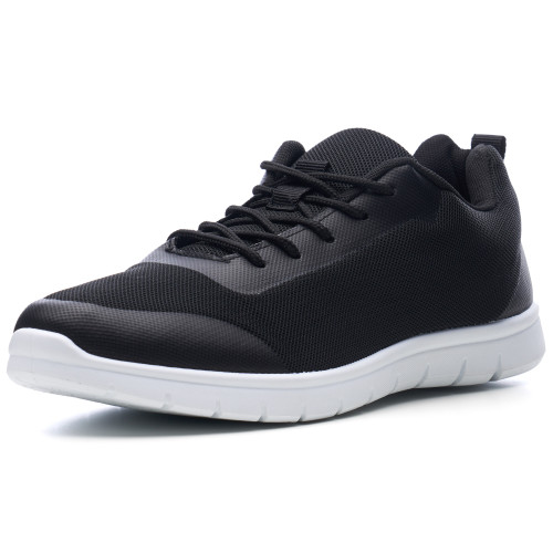 Alpine Swiss Bolt Mens Mesh Sneakers Lightweight Casual Lace Up Tennis Shoes