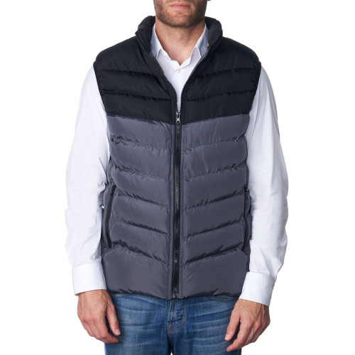 Alpine Swiss Brock Mens Lightweight Water-Resistant Down Puffer Vest