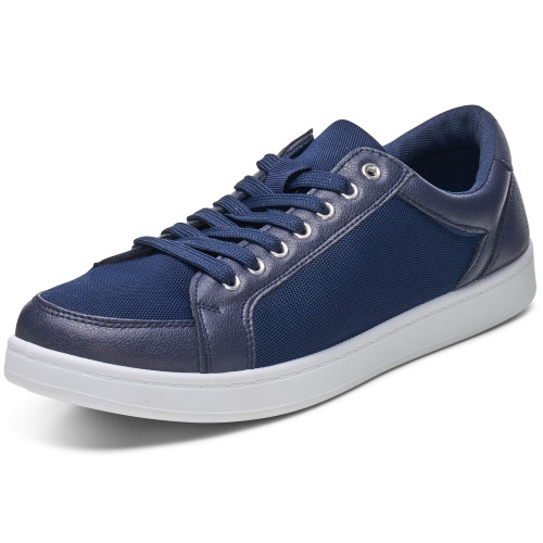 Alpine Swiss David Mens Fashion Sneakers Lace Up Low Top Retro Tennis Shoes