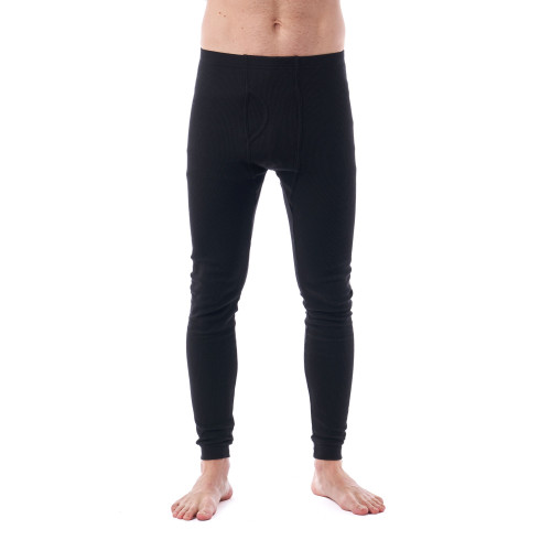 Alpine Swiss Mens Thermal Underwear Bottoms Waffle Long Johns Base Layer Pant