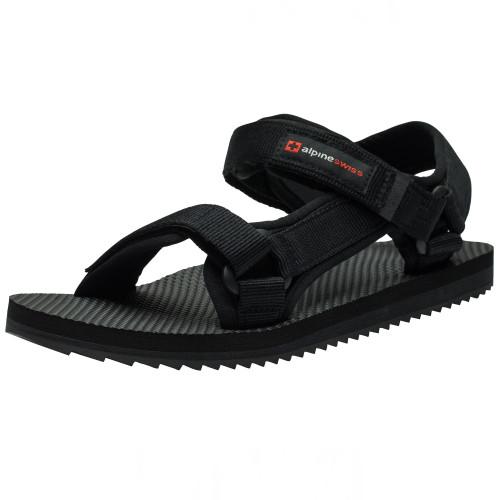Alpine Swiss Reid Mens Sport Sandals Athletic Outdoor Walking Shoes