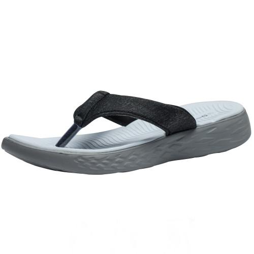 Alpine Swiss Holly Womens Flip Flops Comfortable Walking Thong Sandals Indoor Outdoor Shoes