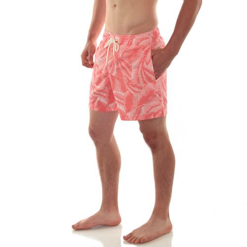 59cd10408f13 Alpine Swiss Mens Boardshorts Swim Trunks Hybrid Short With Pockets