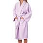 Alpine Swiss Blair Womens Cotton Terry Cloth Bathrobe Shawl Collar Velour Spa Robe