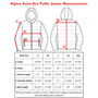 Alpine Swiss Eva Womens Down Jacket Hooded Puffer Coat Light & Packable