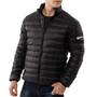 Alpine Swiss Niko Mens Down Jacket Puffer Coat Packable Warm Light Weight