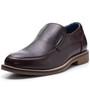 Alpine Swiss Carter Mens Slip On Loafers Snakeskin Dress Shoes