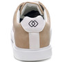 Alpine Swiss Ben Mens Perforated Low Top Sneakers