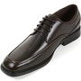 Alpine Swiss Claro Mens Oxfords Suede Lined Classic Lace Up Derby Dress Shoes