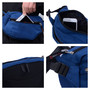 Alpine Swiss Fanny Pack Adjustable Waist Bag Sling Crossbody Chest Pack Bum Bag + Sono Travel Safety Cleaning & Disinfectant Kit