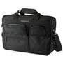 Alpine Swiss Conrad Messenger Bag 15.6 Inch Laptop Briefcase with Tablet Sleeve + Sono Travel Safety Cleaning & Disinfectant Kit