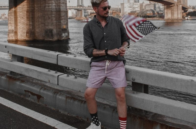The Best 4th of July Outfit Ideas for Men