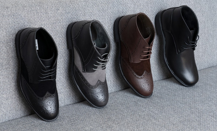 Types of Men's Dress Shoes: Find Your Dress Shoe Style for Perfect Look